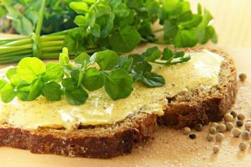 erwtenspread voor boterham gezond