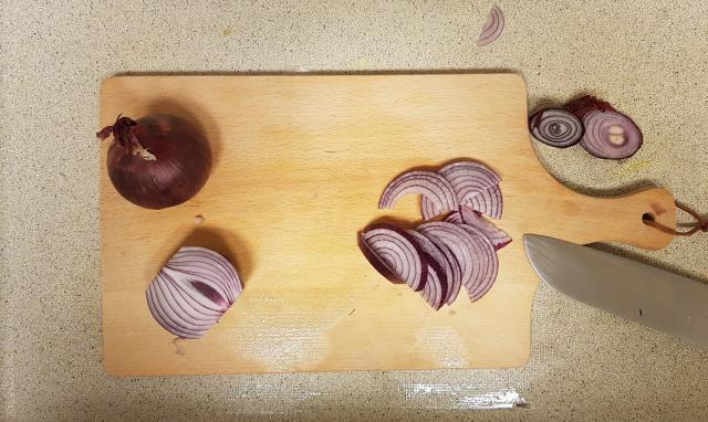 AH verspakket uiensoep rode ui