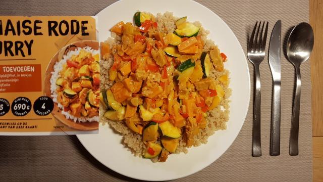 Jumbo verspakket thaise rode curry foto vergelijk