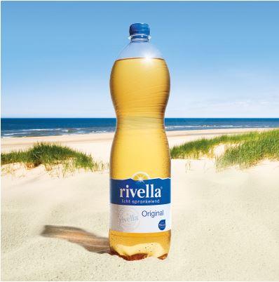 Rivella original friesdrank fles