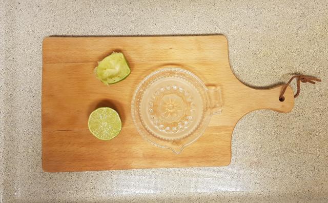 ah verspakket Indiase curry madras lemon