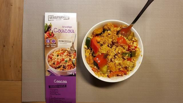 kruidige couscous verspakket lidl in het echt