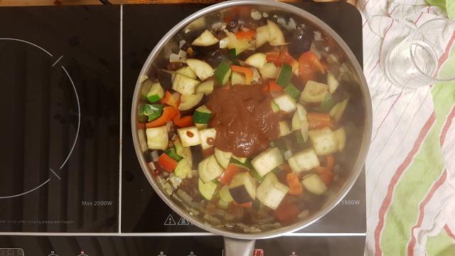 kruidige couscous verspakket lidl kruidenpasta toevoegen