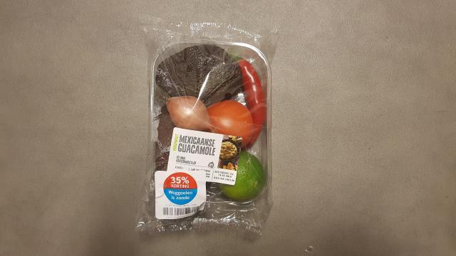 AH pakket voor mexicaanse guacamole