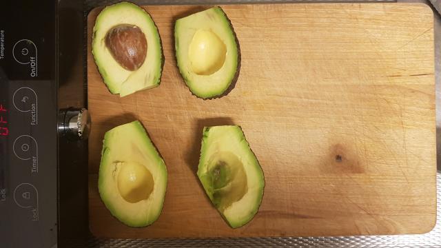 AH verspakket voor mexicaanse guacamole avocado