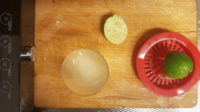 AH verspakket voor mexicaanse guacamole limoen persen