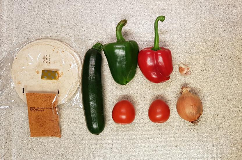 Jumbo verspakket mexicaanse burrito inhoud