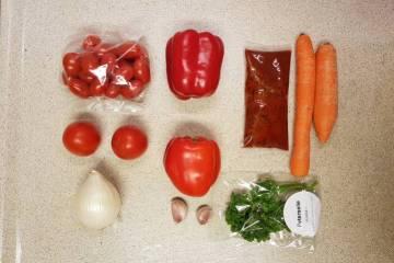 Jumbo soeppakket verspakket paprika tomatensoep ingrediënten