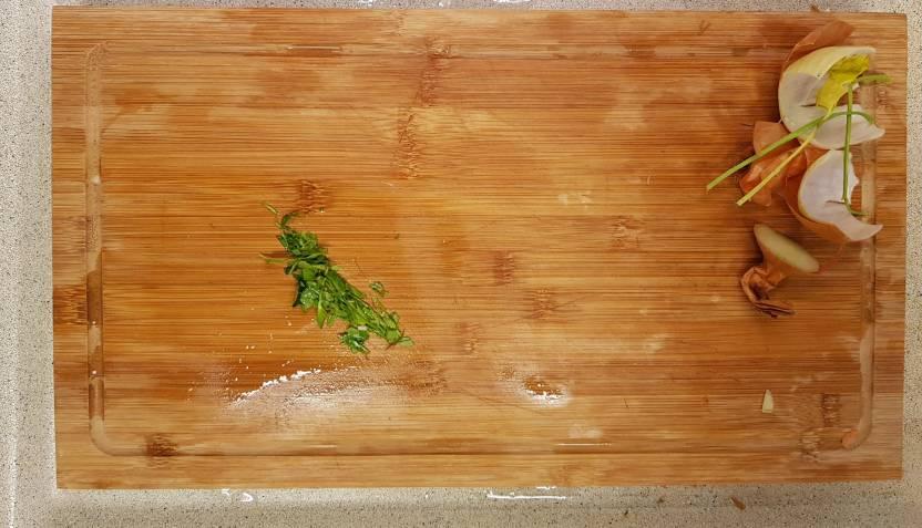 Verspakket Lidl Erwtensoep bladselderij