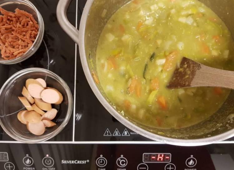 Hoogvliet erwtensoep pakket spliterwten groenten 20 minuten koken