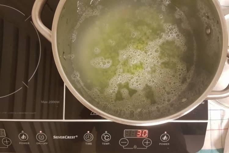 Hoogvliet erwtensoep pakket spliterwten koken
