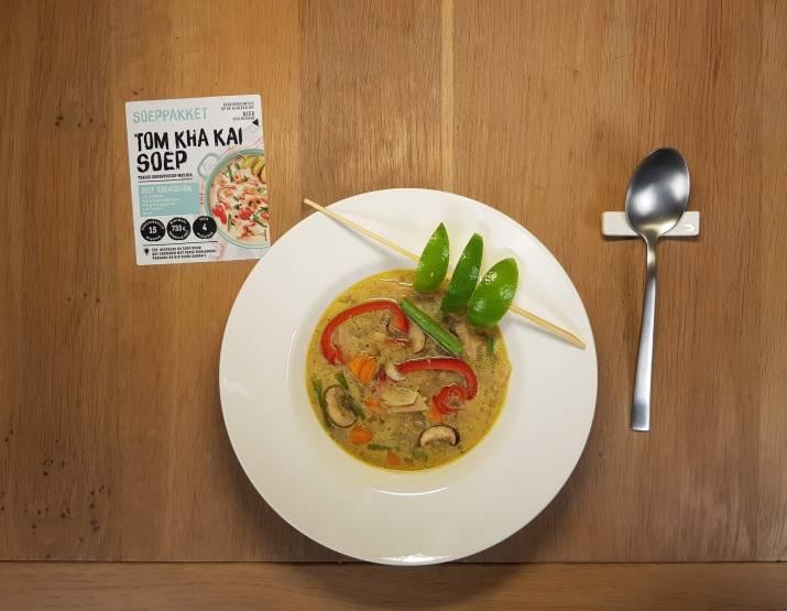 Tom Kha Kai jumbo verspakket klaar