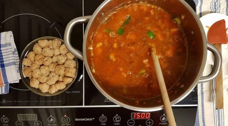 AH verspakket soepballetjes