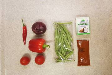 curry madras plus verspakket ingrediënten