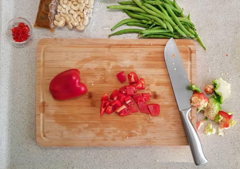 Kip Siam verspakket rode paprika